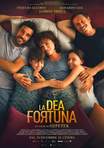 Sere d'estate: Cinema all'aperto. La dea fortuna