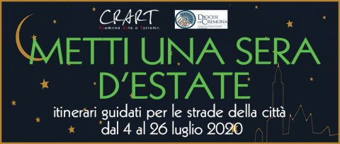 Banner evento Metti una sera d'estate 2020