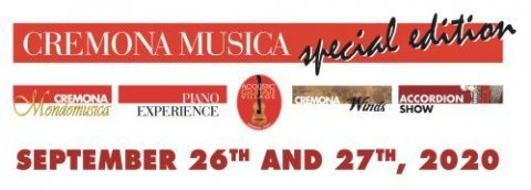 Cremona Musica - Special edition - Banner