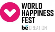 logo world happiness fest